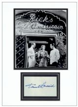 Paul Henreid Autograph - Casablanca
